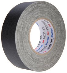 Pro-Tapes Shurtape Professional Grade Gaffers Tape - 2 Inch Black