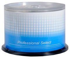 Moser Baer 52x CD-R Silver Inkjet Printable - 50 Discs
