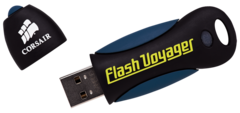 Corsair 16GB Flash Voyager USB 2.0 Drive