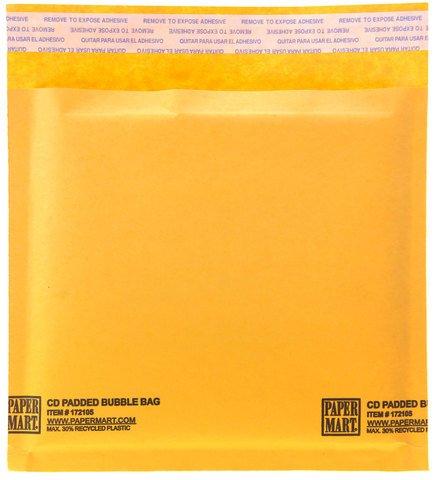 Generic Self-Seal Lightweight Jewel Case Bubble Mailer