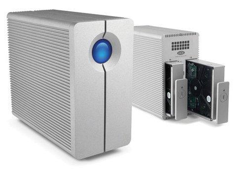 LaCie 8TB 2big Quadra USB 3.0