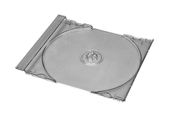 Evergreen Clear CD Tray