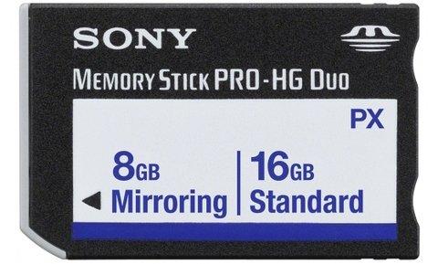 16GB Mirroring Memory Stick - MS-PX16