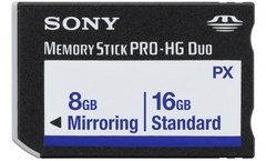 Sony 16GB Mirroring Memory Stick - MS-PX16