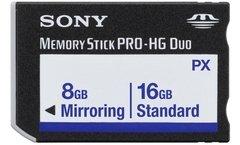 Sony 16GB Mirroring Memory Stick - MS-PX16