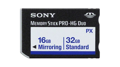 Sony 32GB Mirroring Memory Stick - MS-PX32