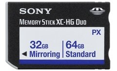 64GB Mirroring Memory Stick - MS-PX64