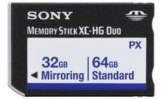 Sony 64GB Mirroring Memory Stick - MS-PX64