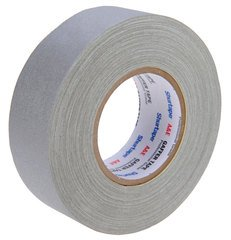 Pro-Tapes Shurtape Professional Grade Gaffers Tape 2 Inch Grey