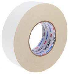 Pro-Tapes Shurtape Professional Grade Gaffers Tape 2 Inch White