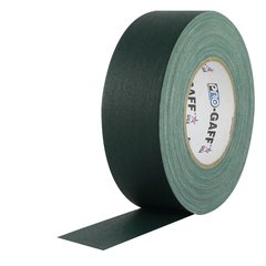 Pro-Tapes Pro-Gaffer 2 Inch Green