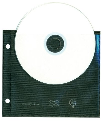 UniKeep Double Disc Binder Sleeve - Black