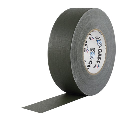 Pro-Tapes Pro-Gaffer 2 Inch Olive Drab