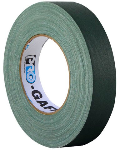 Pro-Tapes Pro-Gaffer 1 Inch Green