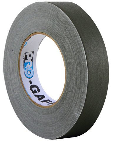 Pro-Tapes Pro-Gaffers 1 Inch Olive Drab