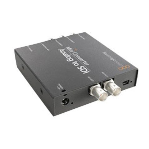 Blackmagic Design Mini Converter - Analog to SDI 2