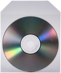 Evergreen Vinyl CD/DVD Sleeve with Flap