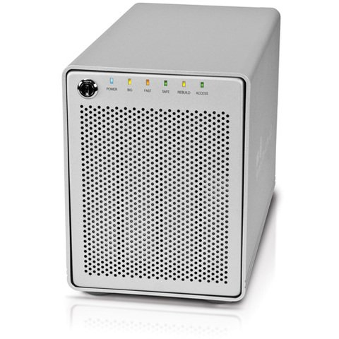 8TB Mercury Elite Pro Qx2 - Quad Interface RAID Solution
