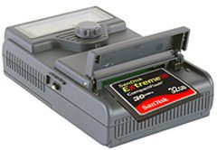 Datavideo DN-60 Compact Flash Field Recorder