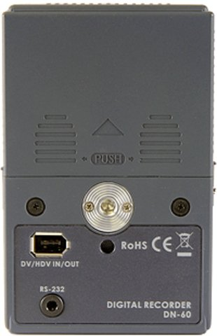 Datavideo DN-60 Compact Flash Field Recorder