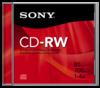 Sony 4x Logo-Branded CD-RW CDRW700R
