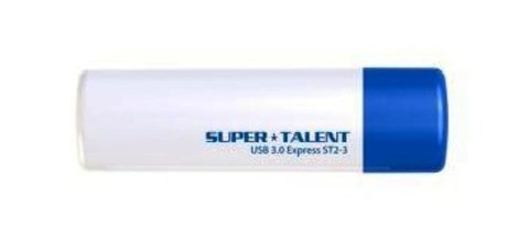 SuperTalent 32GB USB 3.0 Express Drive - Blue