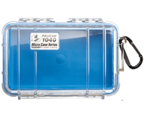 1040 Micro Case - Blue