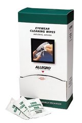 Allegro Pre-Moistened Cleaning Wipes