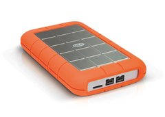 LaCie 500GB Rugged Triple USB 3.0 - 7200RPM