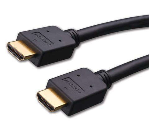 TecNec 12Ft. HDMI v1.4 Cable with Ethernet & 3D HDMI Male to Male