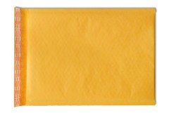 "Generic Self-Seal Bubble Mailer #1 - 7 1/4"" x 12"""