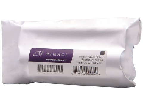 Rimage Everest 600/400 Thermal Retransfer Black
