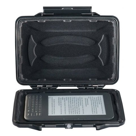 Pelican 1055CC Hardback Case for 7