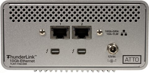 ATTO ThunderLink NT 1102 (10GBASE-T)