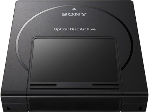 Sony 600GB Optical Disc Archive Cartridge - Rewritable - ODC600RE