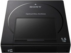 Sony 1.5TB Optical Disc Archive Cartridge - Write-once - ODC1500R