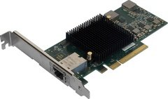 FastFrame Single Port 10GBASE-T PCIe 2.0 Network Adapter
