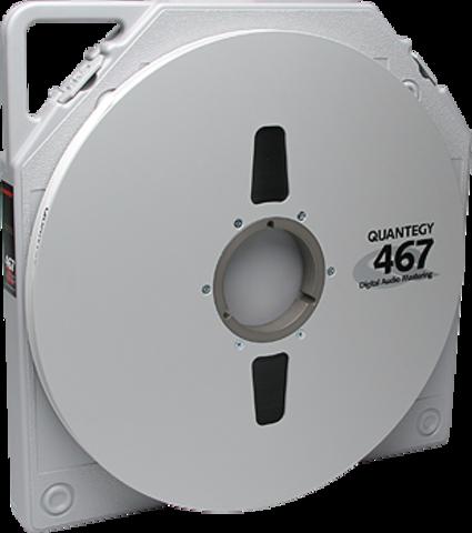 Quantegy 467 half-inch 9700 TapeCare