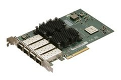 FastFrame NS14 Quad Port 10GbE PCIe 2.0 Network Adapter
