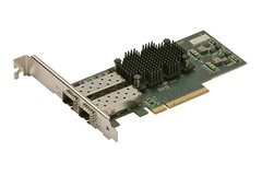 FastFrame NS12 Dual Port 10GbE PCIe 2.0 Network Adapter