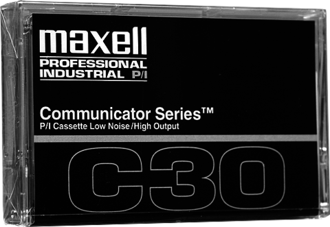 Maxell COM-30 Communicator 10-Pack