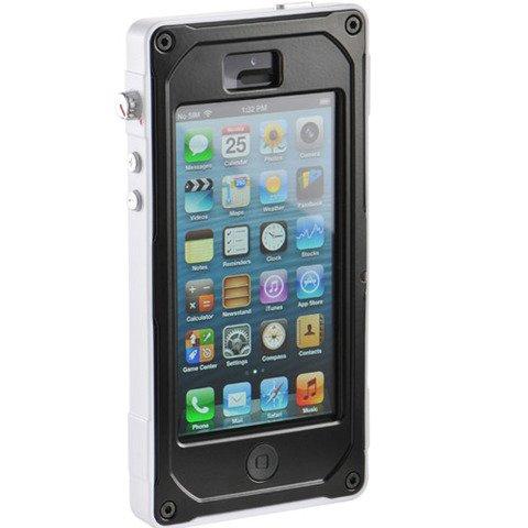 Pelican iPhone 5 Vault Case - White