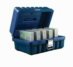 Turtle LTO-5 Capacity Case - Blue