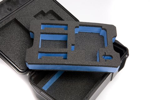 Underwater Kinetics Single Camera Hard POV Case - POV30 Black