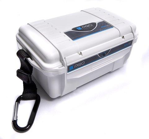 Underwater Kinetics Single Camera Hard POV Case - POV30 White