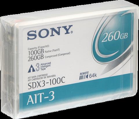 Sony AIT-3 100 GB