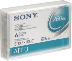 Sony AIT-3 100 GB