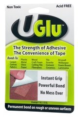 "Uglu 1 x 3"" Strips - 8 Pack"