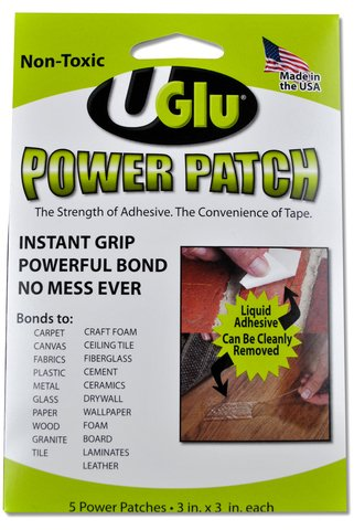 Uglu Power Patch - 3 x 3