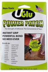 "Uglu Power Patch - 3 x 3"" - 5 pack"